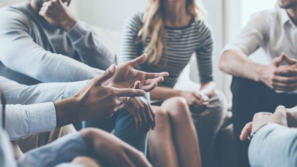 Gesprächskreis junger Erwachsener
