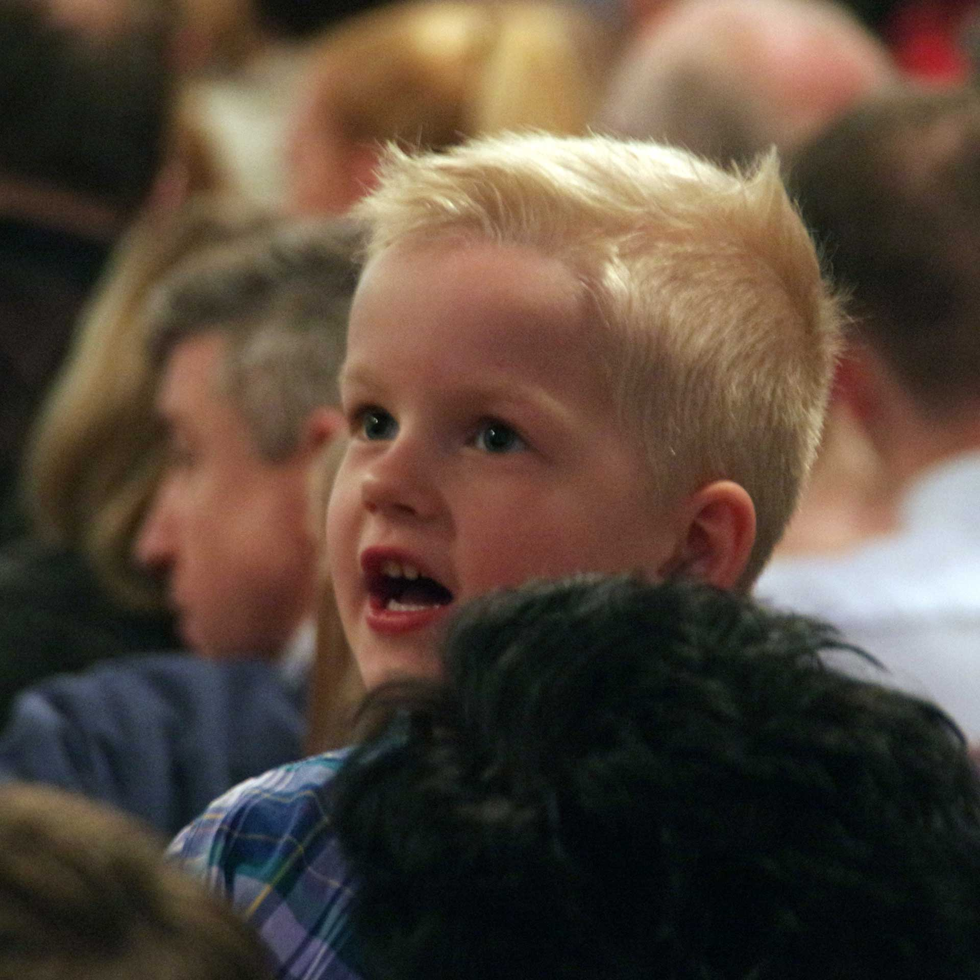 Kinder Gottesdienst