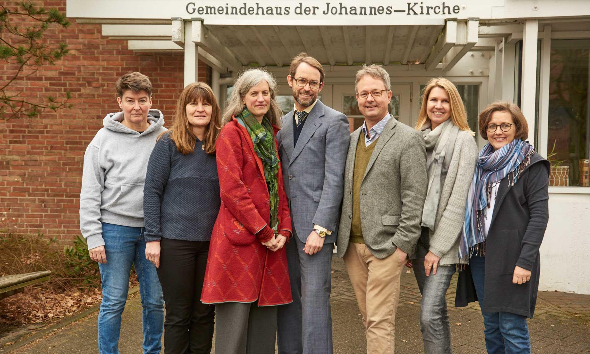 Team Johannesgemeinde Rissen