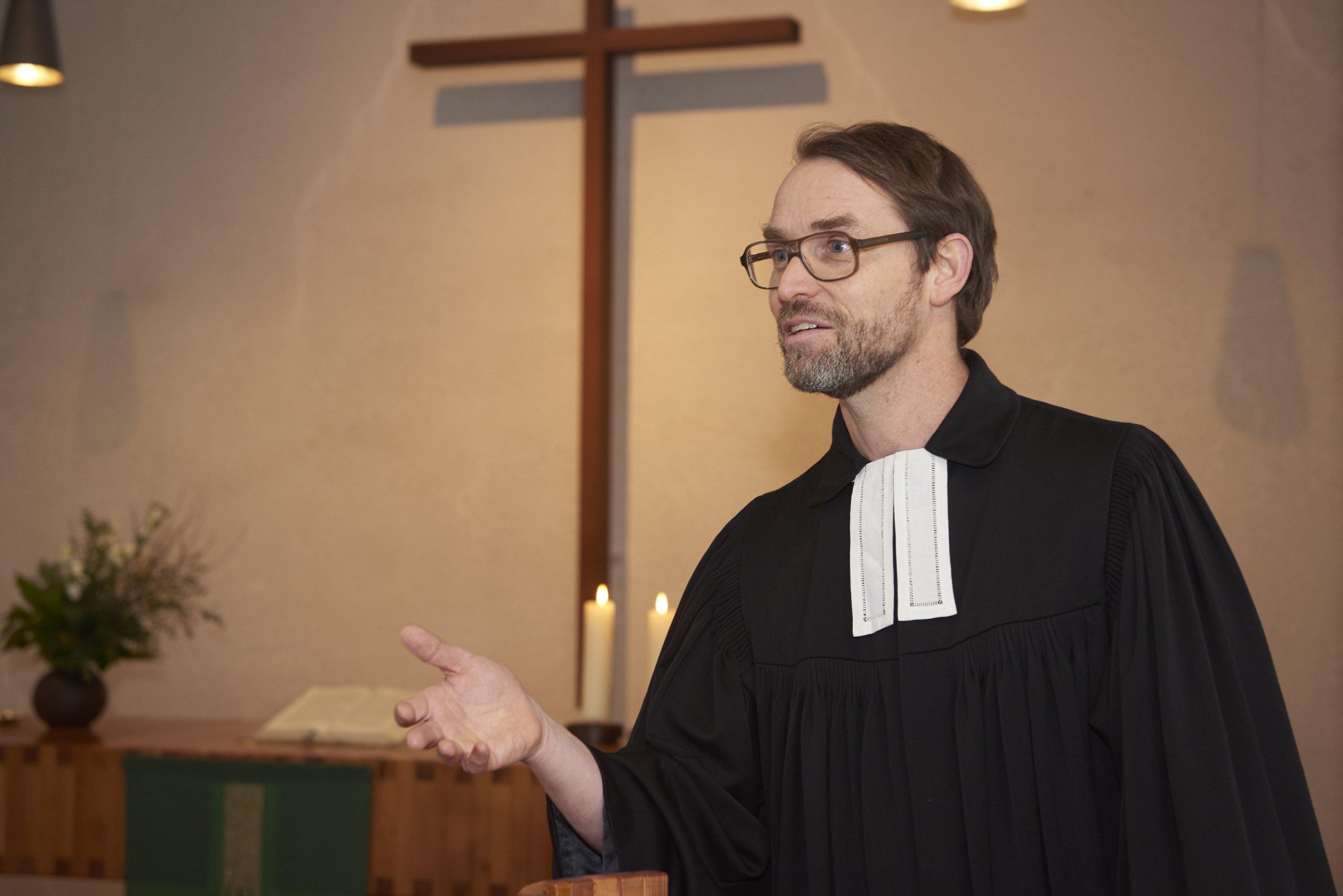Pastor Kühnelt Predigt